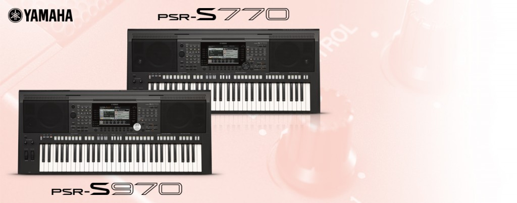 Wkrótce test Yamaha PSR-S770, PSR-S970