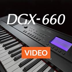 Yamaha DGX-660 - Keyboard4me