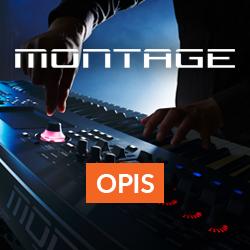 Yamaha Montage - Keyboard4me