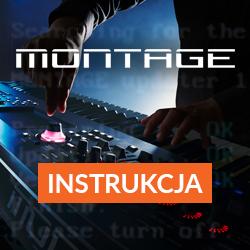Yamaha Montage - aktualizacja oprogramowania