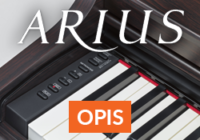 Yamaha Arius YDP-143, YDP-163 - Keyboard4me